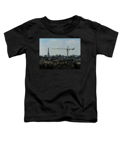 Paris Towers Toddler T-Shirt
