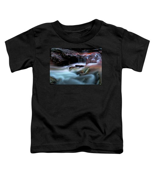 Passion Of Water Toddler T-Shirt