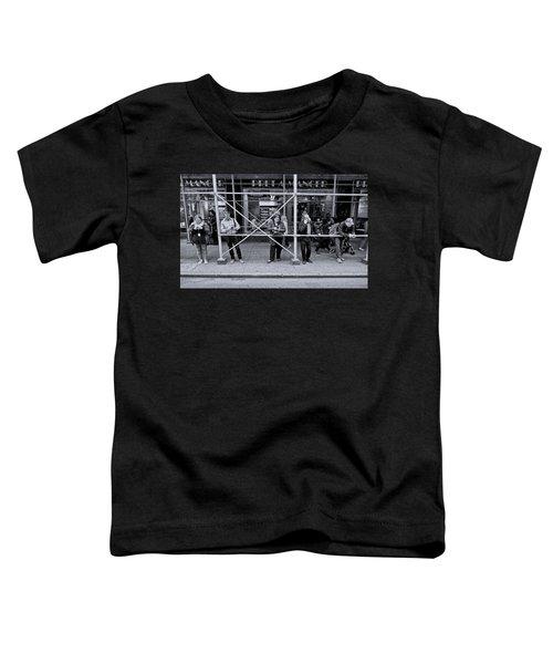 Phone Alone Toddler T-Shirt