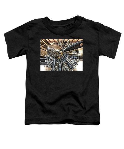 Radial Toddler T-Shirt