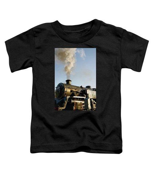Ramsbottom. East Lancashire Railway. Locomotive 80080. Toddler T-Shirt