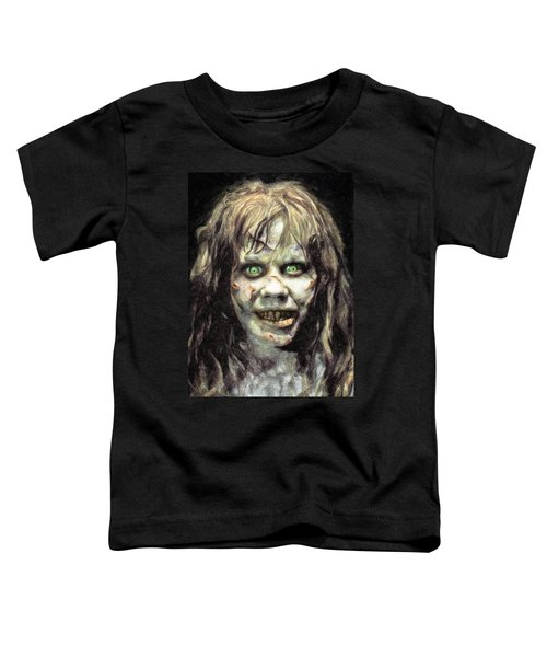 Regan Macneil Toddler T-Shirt