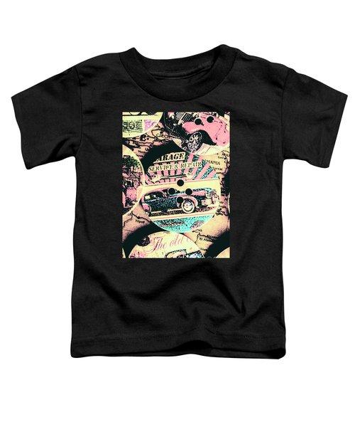 Retro Roadvival Toddler T-Shirt