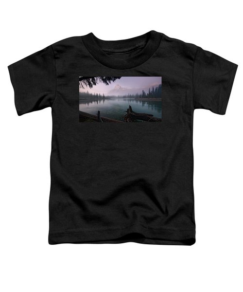 Rising From The Fog Toddler T-Shirt