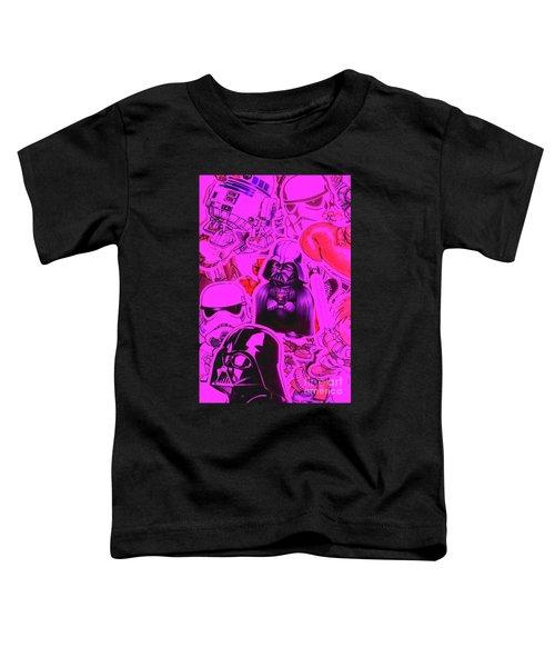Robotic Rebellion Toddler T-Shirt