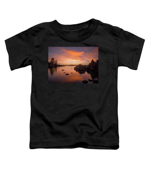 Rock Balance Toddler T-Shirt