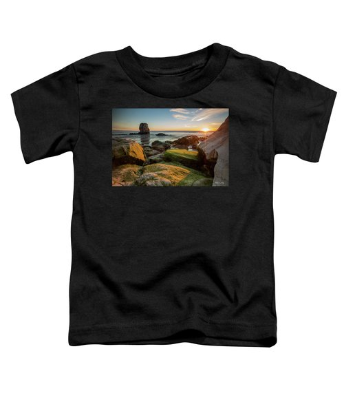 Rocky Pismo Sunset Toddler T-Shirt