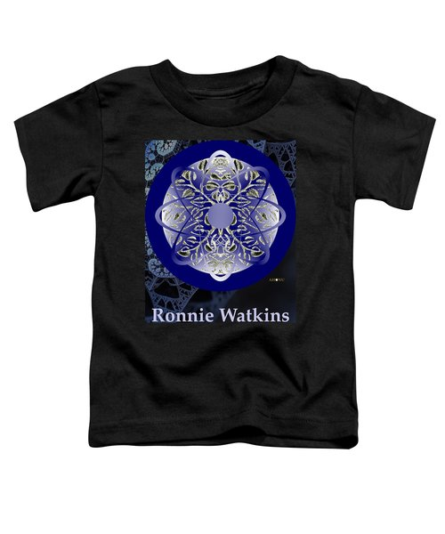 Ronnie Watkins Soul Portrait Toddler T-Shirt