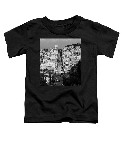 San Francisco Toddler T-Shirt
