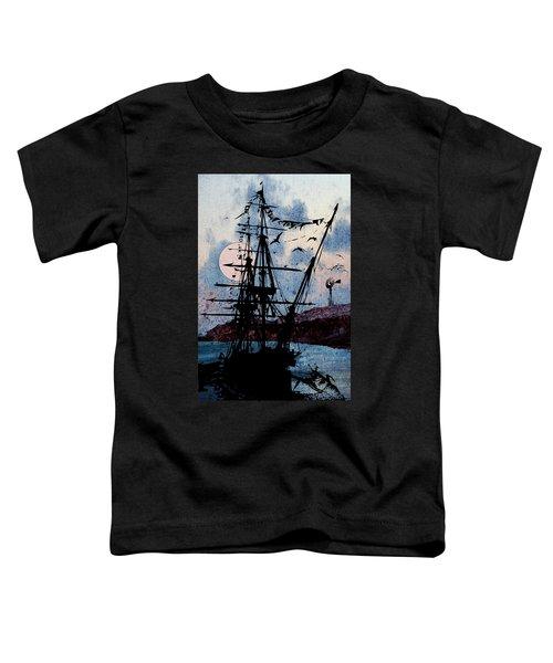 Seafarer Toddler T-Shirt