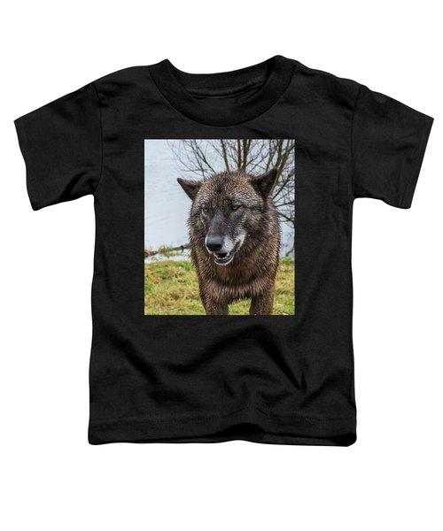 Smiling Toddler T-Shirt