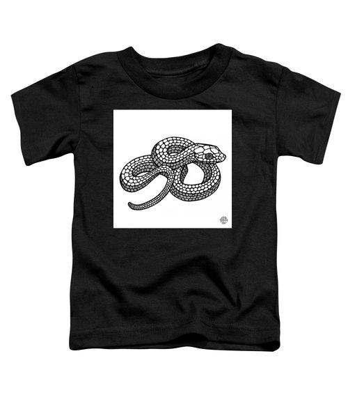Smooth Green Snake Toddler T-Shirt