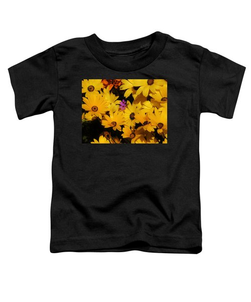 Spring In The Neighborhood Toddler T-Shirt