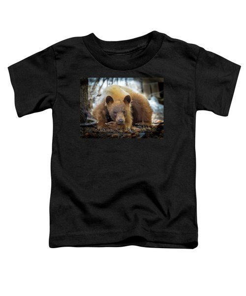 Spring Slumber  Toddler T-Shirt