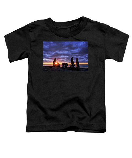 Standing Stone 1 Halibut Pt.  Toddler T-Shirt