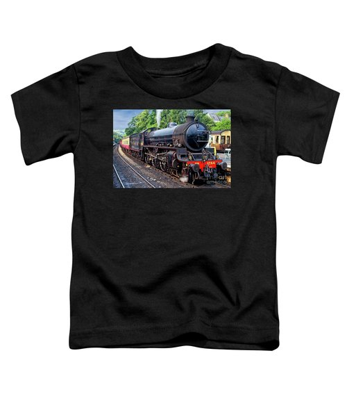Steam Locomotive 1264 Nymr Toddler T-Shirt