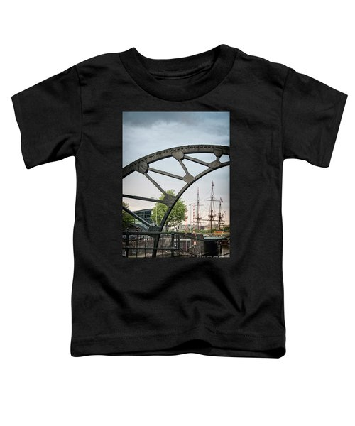 Steel And The Golden Age Toddler T-Shirt