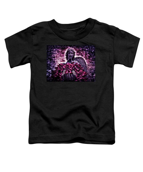 Stone Angel Toddler T-Shirt