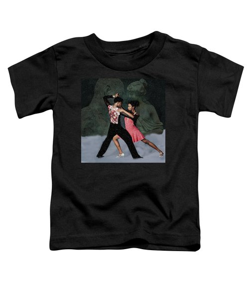 Supernal Salsa Toddler T-Shirt