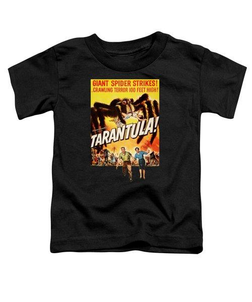 Tarantula Movie Poster Toddler T-Shirt