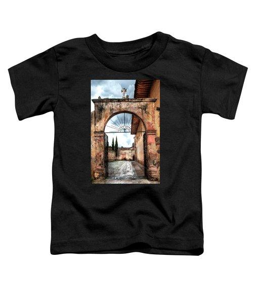 Templo Del Sagrario Toddler T-Shirt
