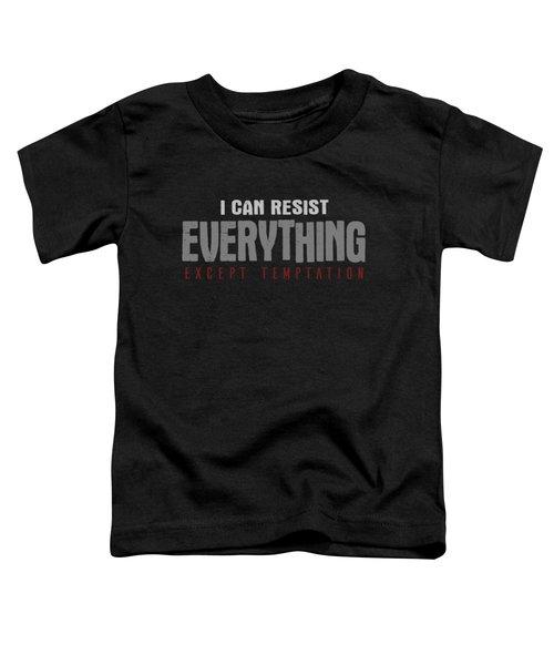 Temptation Toddler T-Shirt