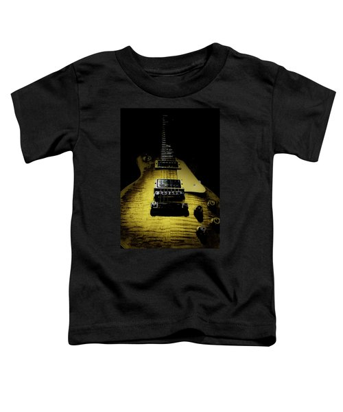 Honest Play Wear Tour Worn Relic Guitar Toddler T-Shirt
