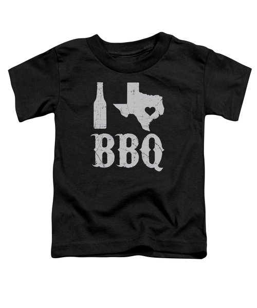 Texas Bbq Dallas Gift Toddler T-Shirt