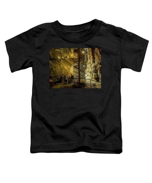 The Bat Cave Toddler T-Shirt
