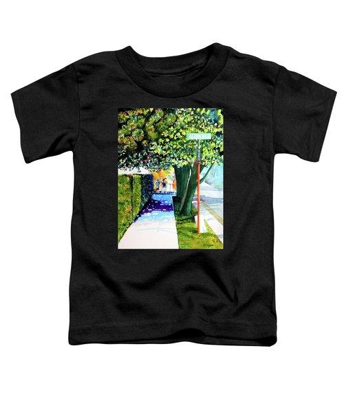 The Boys Of Summer Toddler T-Shirt