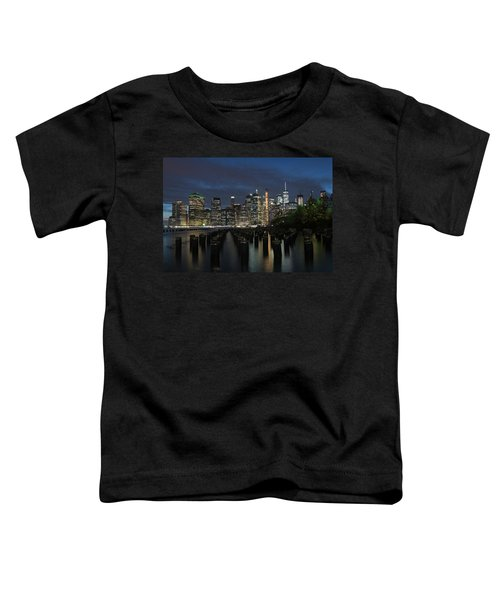 The City Alight Toddler T-Shirt