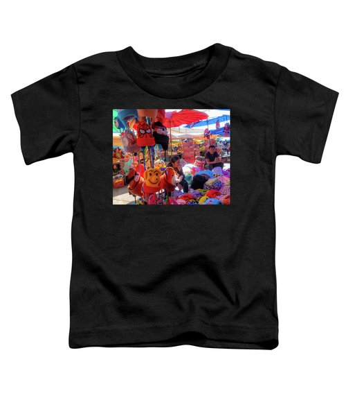 The Colours Of Childhood Toddler T-Shirt