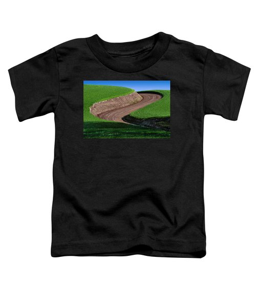 The Curve Toddler T-Shirt