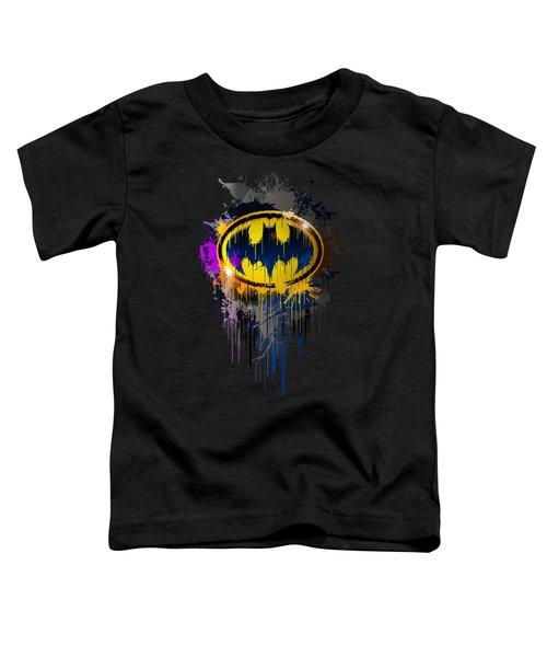 The Dark Knight Of Gotham Toddler T-Shirt