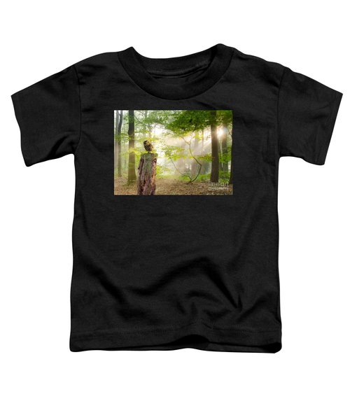 The Enchanted Forrest Toddler T-Shirt