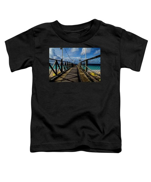 The Pier #3 Toddler T-Shirt