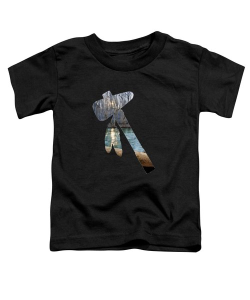 The Shape Of History Toddler T-Shirt