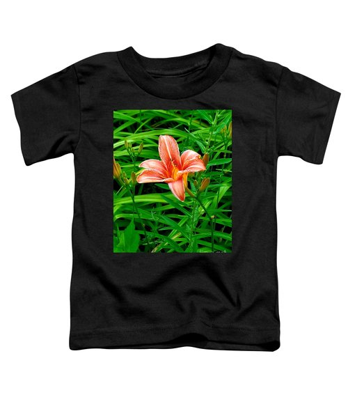 Tiger Lily Toddler T-Shirt