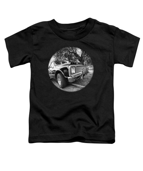 Time Portal - '71 Chevy Toddler T-Shirt