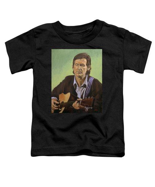 Townes Van Zandt Toddler T-Shirt