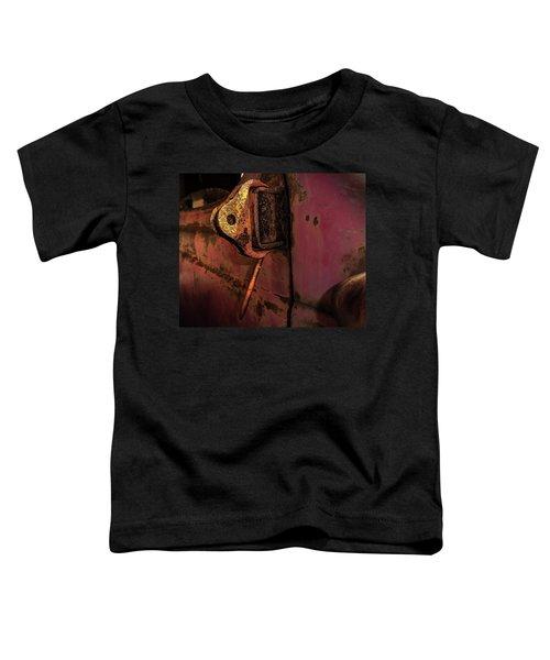 Truck Hinge Toddler T-Shirt