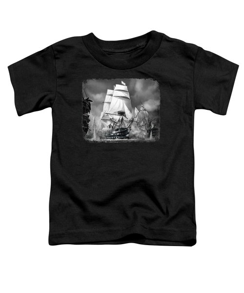 Trafalgar Toddler T-Shirt