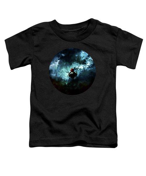 Travel Is Dangerous Toddler T-Shirt
