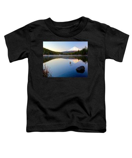 Trillium At Dawn Toddler T-Shirt