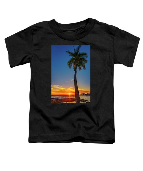Tuesday 13th Sunset Toddler T-Shirt