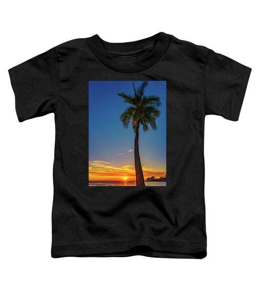 Tuesday 13th Sunset Toddler T-Shirt