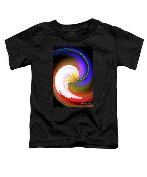 Tulip Twirl Toddler T-Shirt