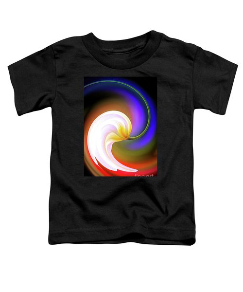 Tulip Twirl Toddler T-Shirt