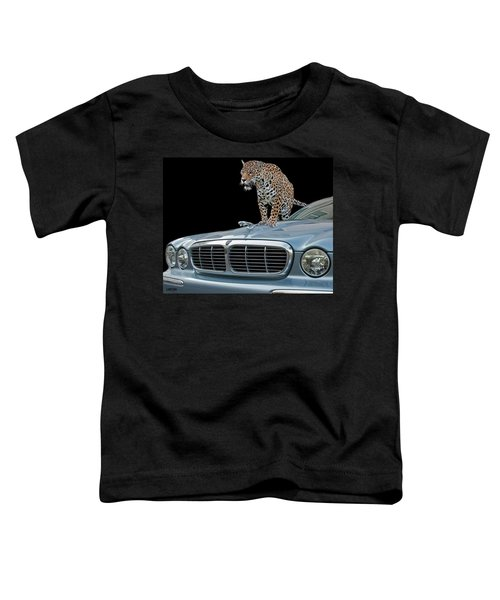 Two Jaguars 1 Toddler T-Shirt