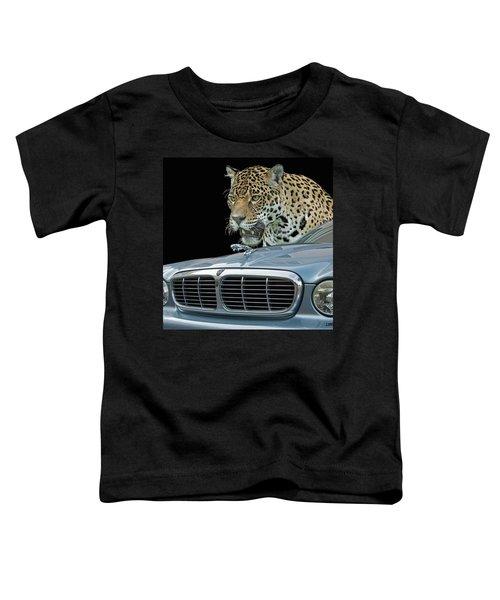 Two Jaguars 2 Toddler T-Shirt